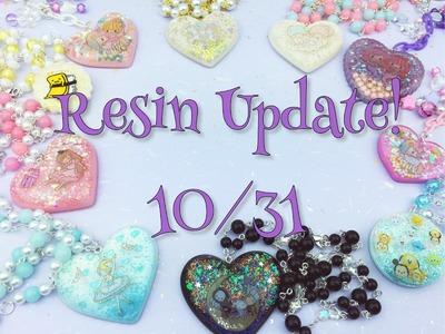 Resin Update 10.31
