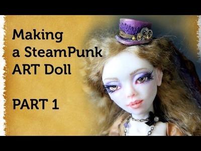 Steampunk Video Class Trailer PART 1