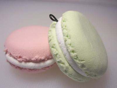Sweet Decoden: Hearty Clay tutorial - Macaron