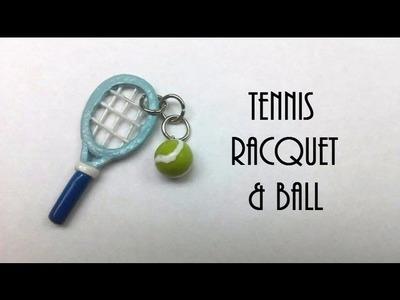 Tennis Racquet & Ball: Clay Tutorial
