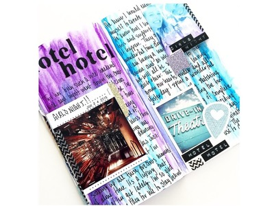 Art Journal Along With Me 2