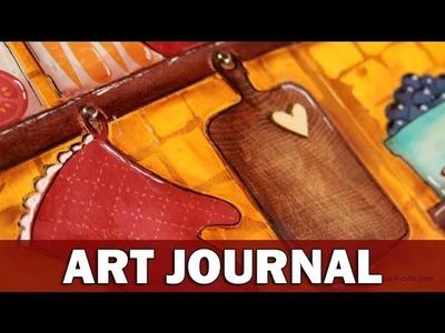Art journal - Season everything with love