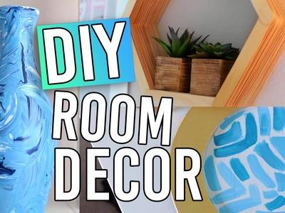 DIY Room Decor! Inexpensive & Easy!!
