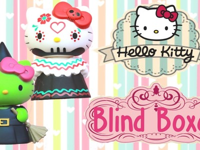 Hello Kitty Halloween Blind Boxes by Funko