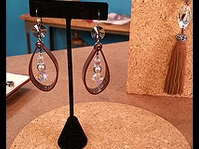 Katie Hacker Creates Dangles and Drops on Beads, Baubles & Jewels (2303-2)