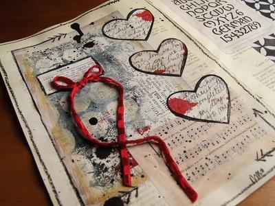 Secret Journaling - Heart Journaling Video #4