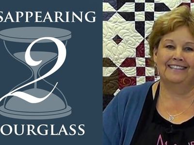 The Disappearing Hourglass 2 Quilt: Easy Quilting Tutorial with Jenny Doan of Missouri Star Quilt Co