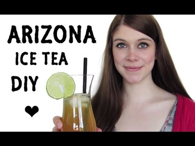 Arizona Ice Tea - SELF MADE! | DIY