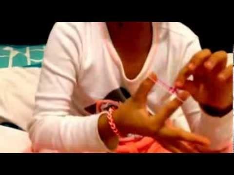 Cra-Z-Loom Bracelet fishtail tutorial