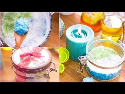DIY Peppermint Body Scrub | Sonal Sagaraya