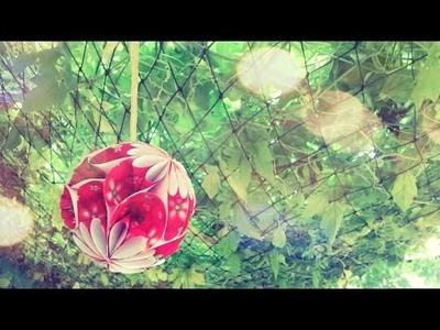 DIY Room Decor - Paper Flower Ball