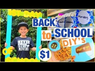 DOLLAR TREE BACK TO SCHOOL DIY'S | TheMamaMixer