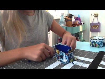 Duct Tape Business Card Holder Tutorial
