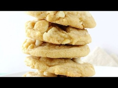 How To Make White Chocolate Macadamia Nut Cookies - DIY Food & Drinks Tutorial - Guidecentral