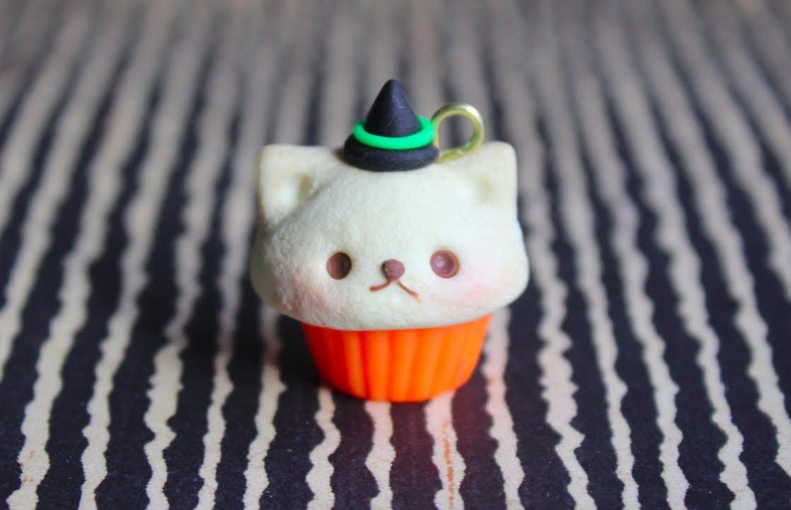 Kitty Witch Cupcake Tutorial- PastelDaisy
