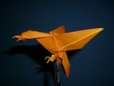 Origami Eagle Instructions (Joseph Wu)