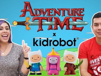 ADVENTURE TIME x Kidrobot Mini Figures