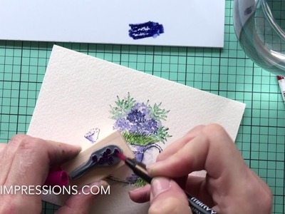Ai Watercolor Mini Project - Watering Can