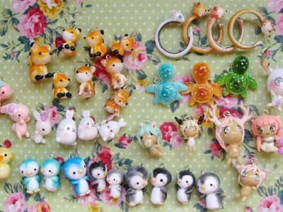 Charm Update #1 (featuring Lilacsprinkles, Things So Sweet & more!)