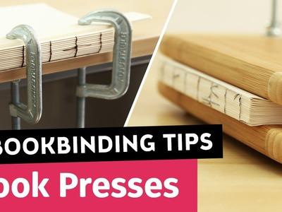 DIY Book Press Tips for Bookbinding | Sea Lemon