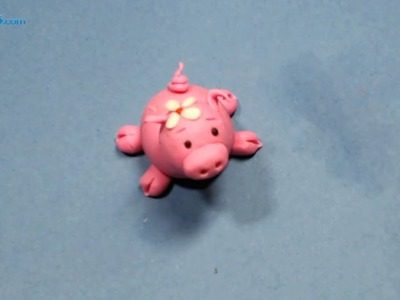 How to Make Play Dough Pig