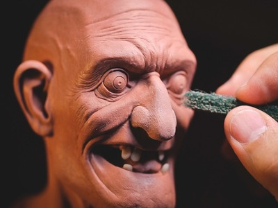 How to Sculpt a Stylized Character *Preview*