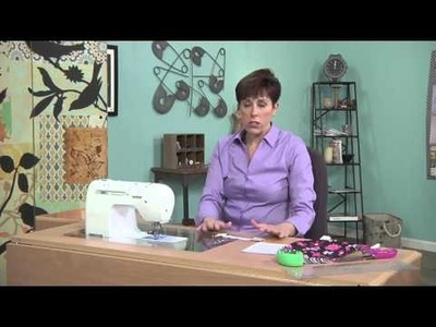ISE1001 3 How to Sew a Lined Wetbag.Backpack