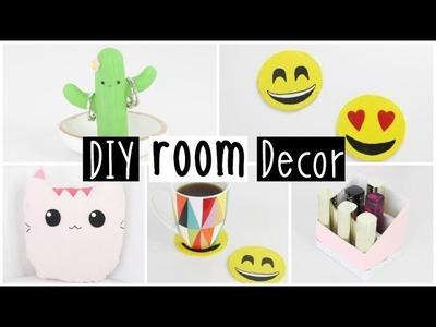MORE DIY Room Decor 2016 - Four Inexpensive & EASY Ideas