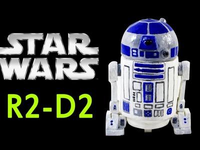 R2-D2 Starwars CLAY Tutorial - The Kid in Me