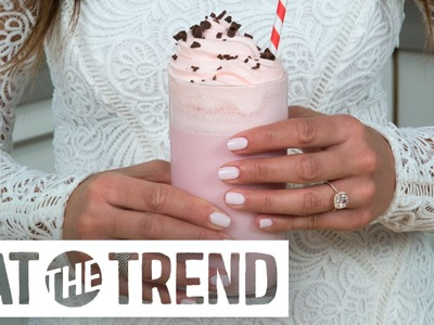 Starbucks' Love Bean Frappuccino Recipe | Eat The Trend