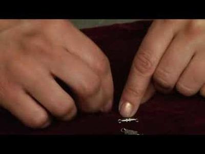 Beaded Jewelry Basics : Barrel Clasps for Beaded Jewelry
