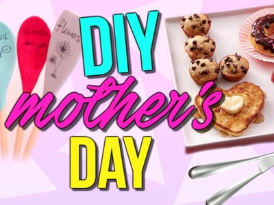 DIY Last Minute Mother's Day Gift Ideas