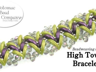 High Tower Bracelet Tutorial