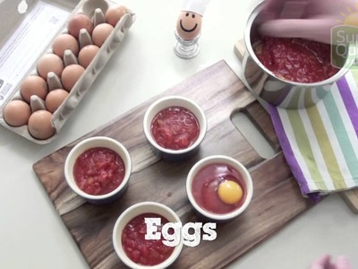 How to make Baked Eggs