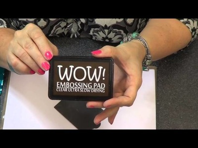 How to use WOW! Fab Foils without a Laminator!