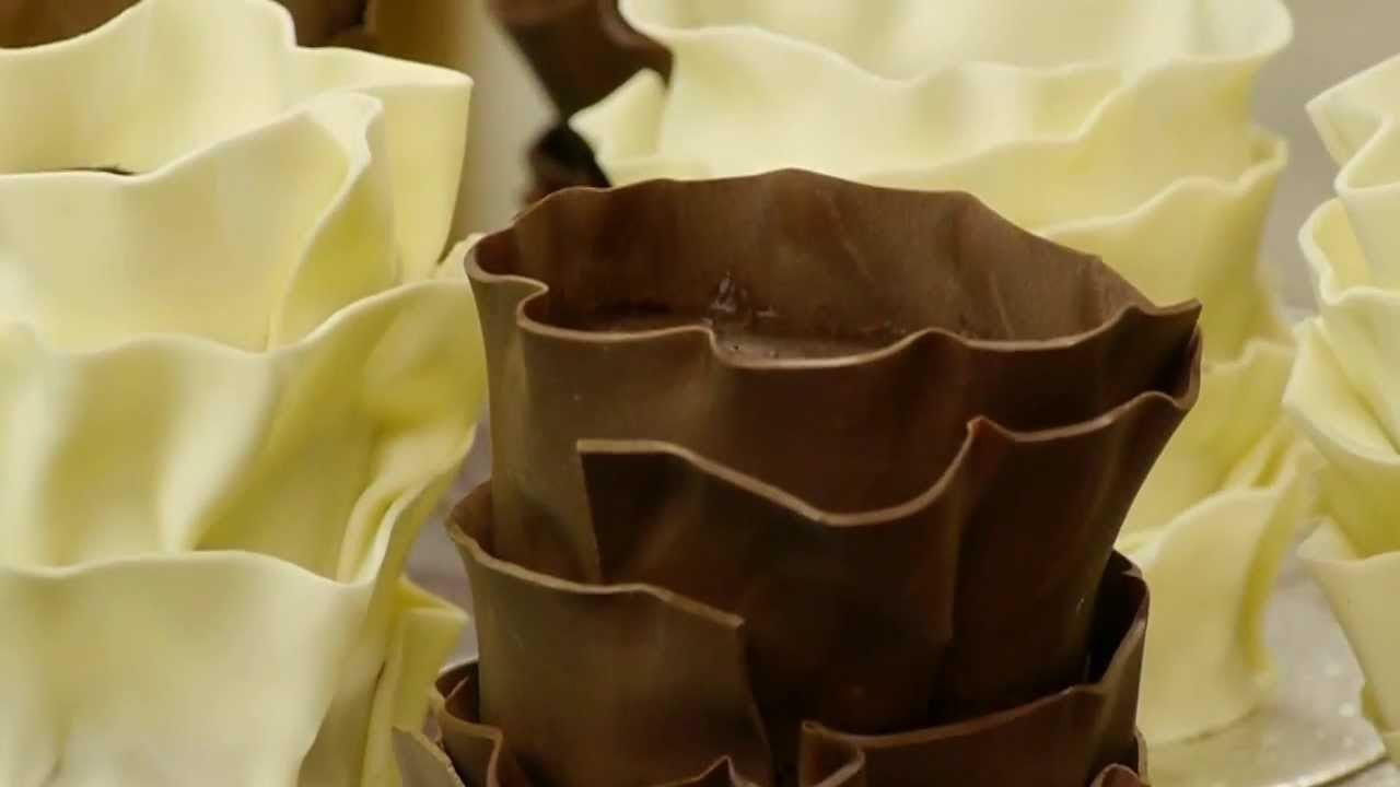 Mini Chocolate Wrap Cake Tutorial - Icedjems guest blog post