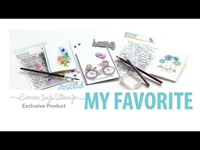 """""""My Favorite"""" Release Reveal from Simon Says Stamp"""