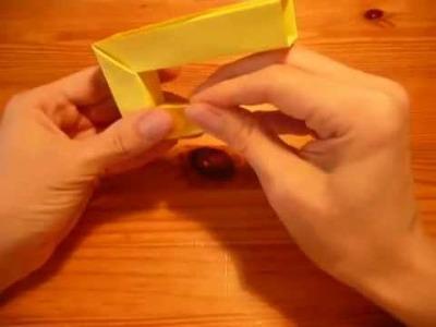 Origami magic rings by Thoki Yenn