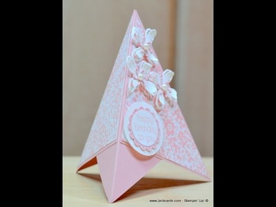 TeePee Card - JanB UK Stampin' Up! Demonstrator Independent