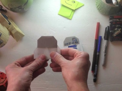 Art2-D2's Guide to Folding and Doodling: An Origami Yoda Activity Book