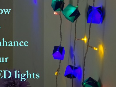 Christmas decoration idea: how to enhance your LED Lights