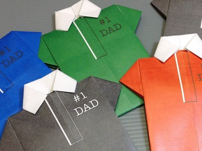 Father's Day Gift Card Evelopes - Print at Home