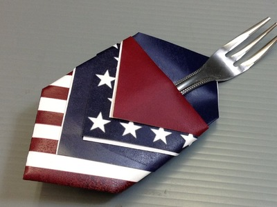 Fourth of July Utensil Holder Print Your Own