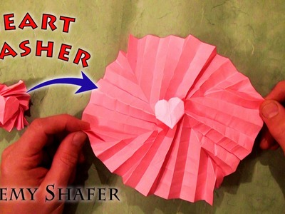 Origami Heart Flasher