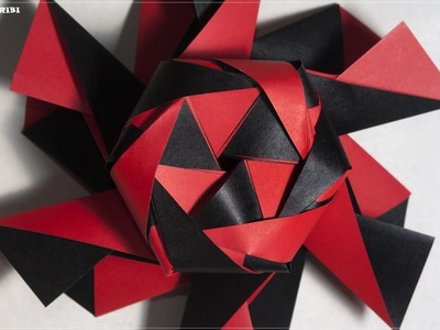 Origami - How to fold a magic box - Hiccius Doccius