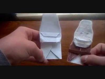 Origami Ki-Adi Mundi Instructions