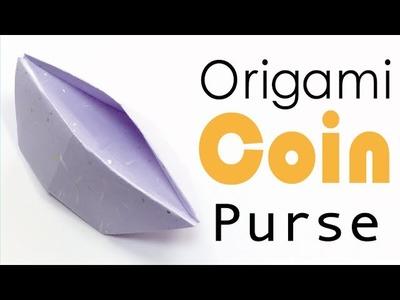 Origami Paper Coin Purse Case - Origami Kawaii