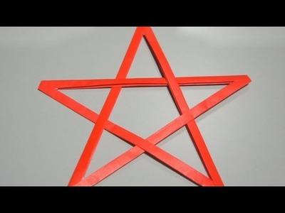 Origami Pentagram (Jo Nakashima)