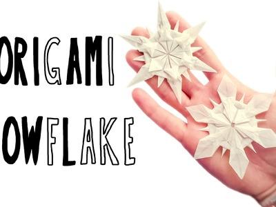 Origami Snowflake (Riccardo Foschi)