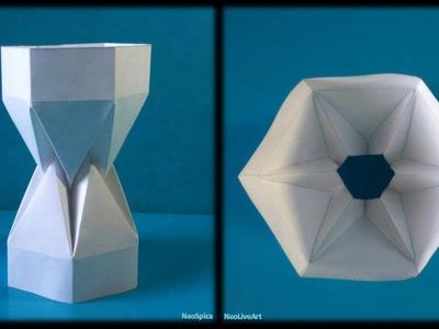 Tutorial 8 Hexagonal Column with Zig zag Embedded